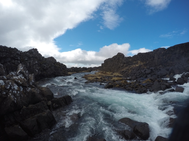 Mother Nature in her finest form at Thingvellir #gopro