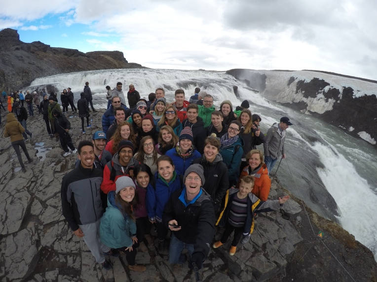 Last group selfie in Iceland! #gopro