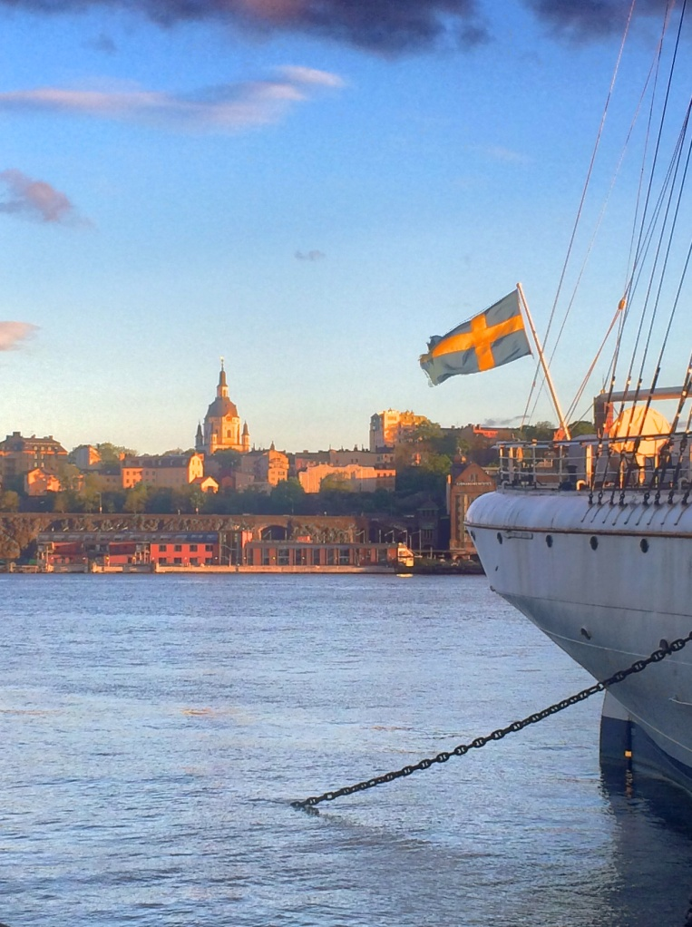 Farewell, Stockholm