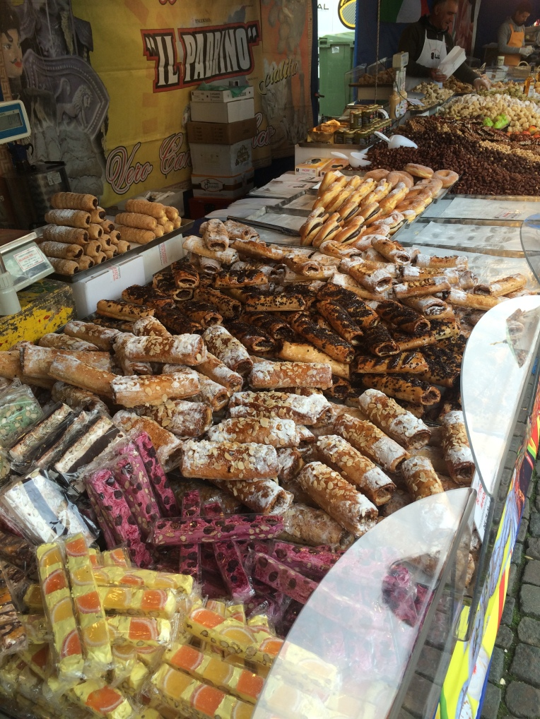 Pastries galore