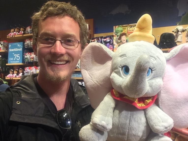 Dumbo and I!